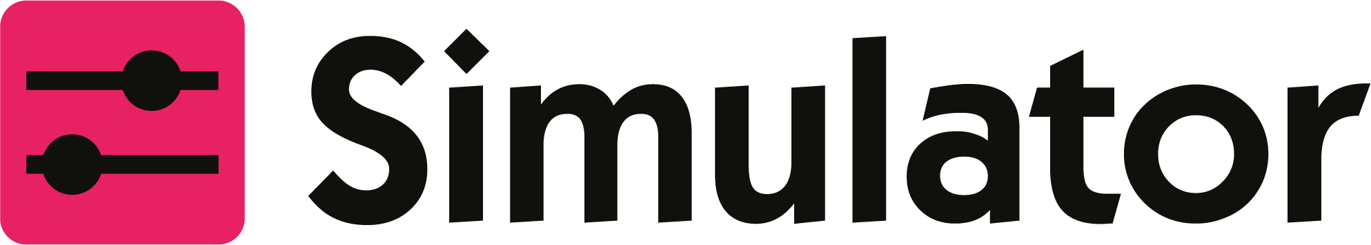 Simulator logo